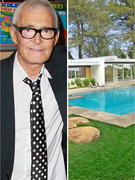 Exclusive: Vidal Sassoon&#039;s Former Mansion on the Market! 