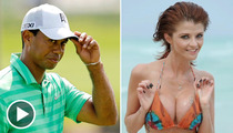 Tiger Woods' Ex-Mistress Joslyn James Will Bang For Your Buck