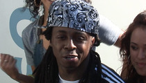 Lil Wayne -- The Heat Kicked Me Out for Rooting for the Lakers!