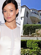 Exclusive: Olivia Wilde Selling Los Feliz Nest!