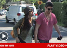 Robin Thicke -- If You Voted For Mitt Romney ... Get the Hell Away From M
