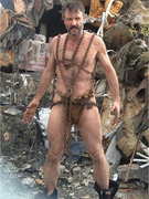 David Arquette, 41, Shows Crazy Fit Bod In Very Revealing Costume