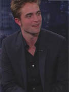 Robert Pattinson … Drunk During Jimmy Kimmel Interview?