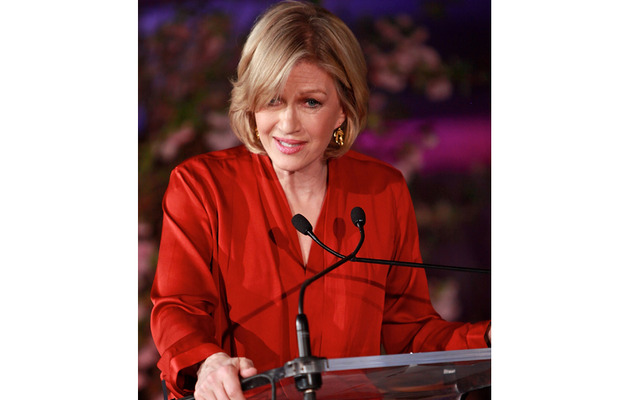 ABC's Diane Sawyer Spurs Jokes From Twitterverse