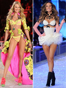 Victoria's Secret Angels -- How They Measure Up!