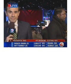 Viral Video: Reporter Bumbles will.i.am&#039;s Name On Election Night