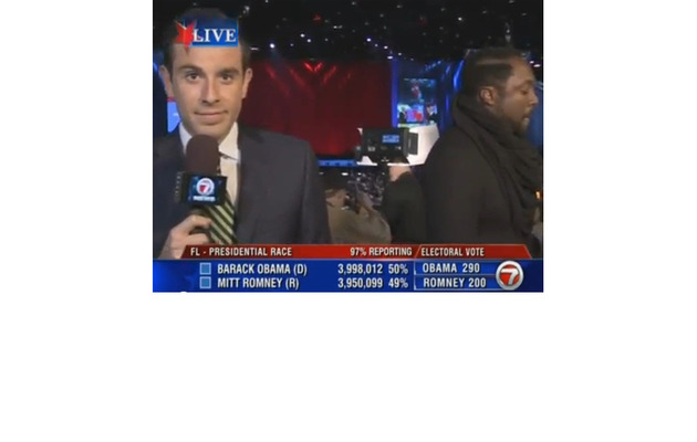 Viral Video: Reporter Bumbles will.i.am's Name On Election Night