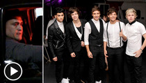 One Direction -- Michael Jackson's Ex-Bodyguard Has Our Backs
