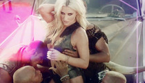 "Ke$ha Strips Amid Illuminati Imagery In New ""Die Young"" Music Video"