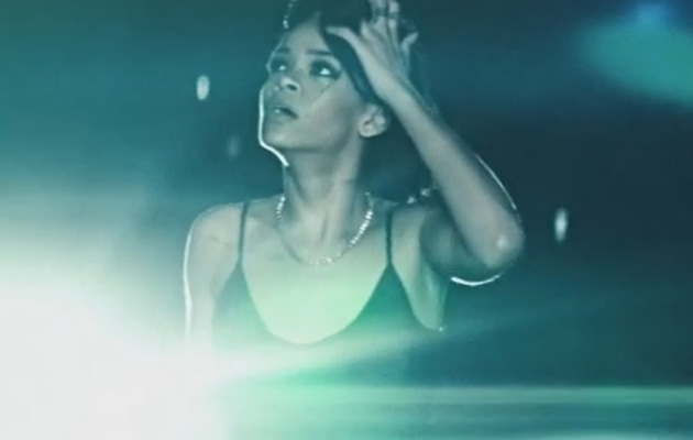 Is Rihanna's Diamonds Music Video a Nod to Chris Brown?