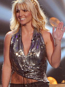 Britney Spears Sizzles In Belly-Baring Outfits on &quot;The X Factor&quot;