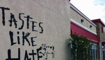 Graffiti Artist Manny Castro -- Tastes Like Freedom ... No Jail in Chick-Fil-A Case