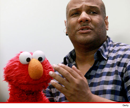 Elmo Voice Actor Kevin Clash
