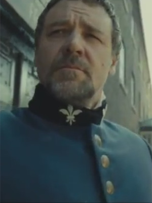 New &quot;Les Miserables&quot; Trailer -- Hear Hugh Jackman and Russell Crowe Sing!