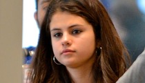 Selena Gomez -- Why So Glum? [PHOTO]