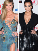 2012 MTV European Music Awards: Kim K., Taylor Swift, Heidi & More!