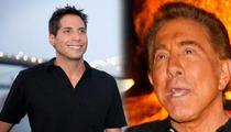 Joe Francis -- Catches $21 MILLION Break in War with Steve Wynn