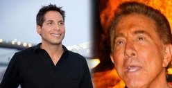 Joe Francis -- Catches $21 MILLION Break in War with Steve Wynn