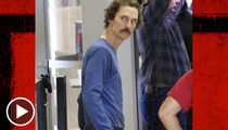 Matthew McConaughey -- The How To Look Way Too Skinny Diet