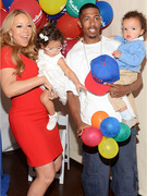 Nick Cannon: I Change More Diapers Than Mariah