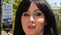Shannen Doherty Calls Cops -- After Twitter Fan Threatens Suicide