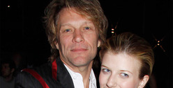 Jon Bon Jovi's Daughter Stephanie -- Arrested After Suspected Heroin Overdose