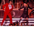 Video: Madonna Does &quot;Gangnam Style&quot; In Concert with PSY