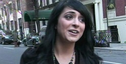 'Jersey Shore' Star Angelina Pivarnick -- Guido Non Grata at MTV's 'Restore Shore' Cleanup