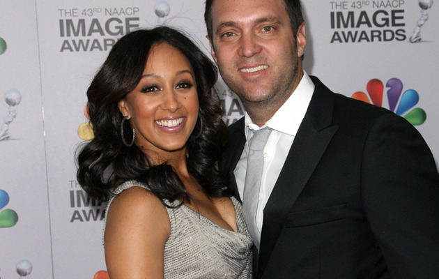 Tamera Mowry Tweets Photo of Three-Day-Old Son
