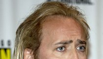 Nic Cage Dyed His Hair Blonde