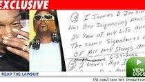 Crazaziest Celebrity Lawsuit Ever