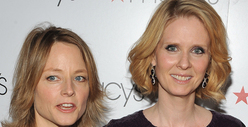 Jodie Foster vs. Cynthia Nixon -- Who'd You Rather?