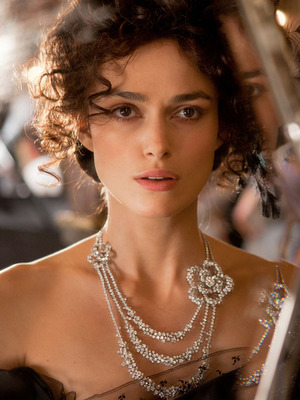 "Keira Knightley on ""Anna Karenina's"" Big Costumes, Bigger Bling!"