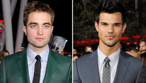 Robert Pattinson vs. Taylor Lautner: Who'd You Rather?