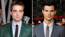 Robert Pattinson vs. Taylor Lautner: Who'd You Rather?