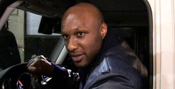 Lamar Odom -- Chamique Holdsclaw Is a &#039;Great Person&#039;