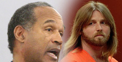 Murder Victim&#039;s Dad -- OJ Simpson Butchered My Son ... NOT Florida Serial Killer