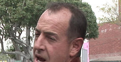 Michael Lohan -- I Didn&#039;t Cheat on Dina ... WE WERE ON A BREAK!!! 