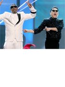 PSY, MC Hammer Duet &quot;Gangnam Style&quot;!