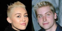 Miley Cyrus -- Was in &#039;NSYNC?
