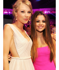 "Taylor Swift Dishes on Her ""Sister"" Selena Gomez"