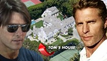 Tom Cruise Home Intruder -- SKATES After Using Drunk Defense