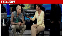 Robin Roberts -- Chris Approved My Rihanna Q's