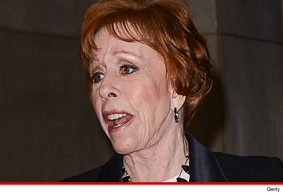 Carol Burnett how old