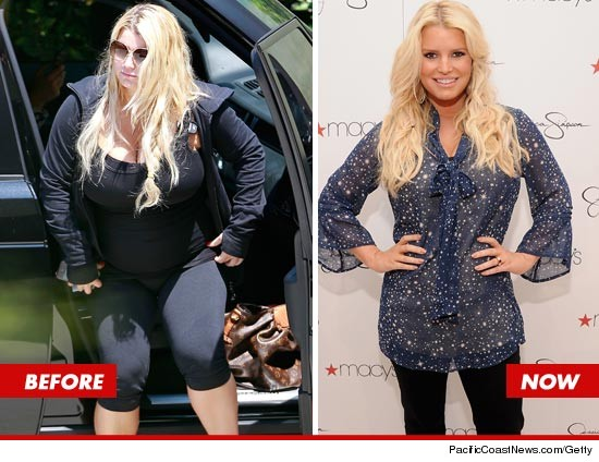 jessica simpson weight gain tmz