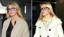 Kate Upton -- I Wanna Be Britney!