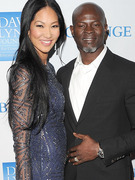 Kimora Lee Simmons & Djimon Hounsou Confirm Split