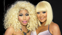 Nicki Minaj vs. Xtina -- Who'd You Rather?