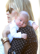 Reese Witherspoon Brings Baby Tennessee Out For Errands