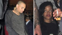 Rihanna & Chris Brown Reunite for Thanksgiving